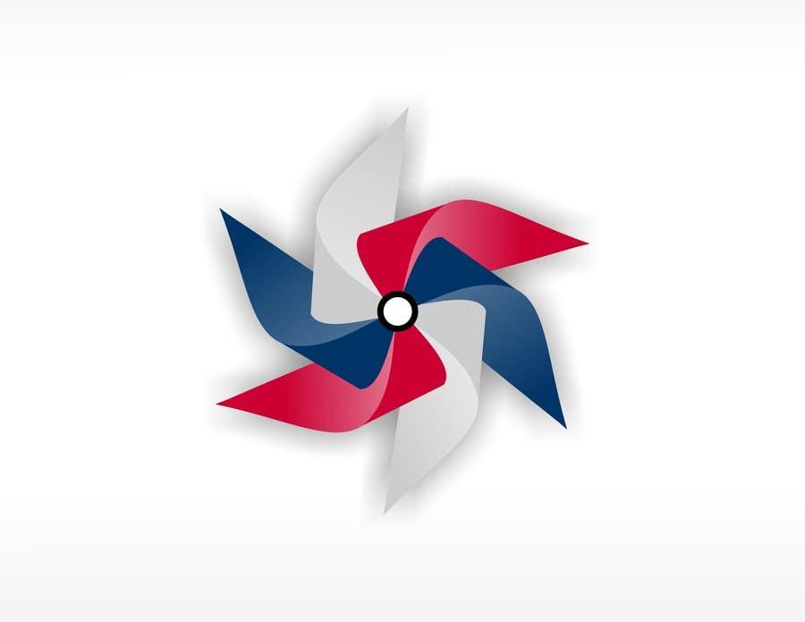 Penyertaan Peraduan #234 untuk Design / Illustration of a pin wheel.