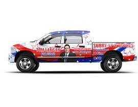 Nro 12 kilpailuun Partial patriotic truck Wrap käyttäjältä yafimridha