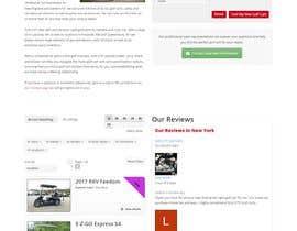 Webguru71 tarafından Design a landing page (Just Design - HTML+ CSS Files) için no 2