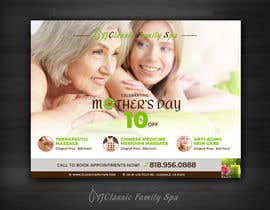 #15 for Design a Mothers day Promotional Banner for a spa by kreativedesizn