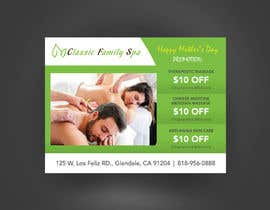 #18 for Design a Mothers day Promotional Banner for a spa by rajaitoya