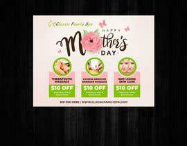 #25 for Design a Mothers day Promotional Banner for a spa by murugeshdecign