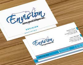 "jobee tarafından Business Card Design for ""abc Auto Relocations Inc. için no 6"