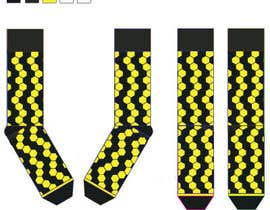 #5 untuk Socks Design contest. -- 2 oleh hristina1605
