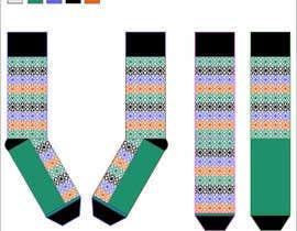 #20 untuk Socks Design contest. -- 2 oleh mezentsevaolga