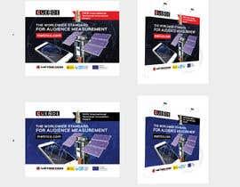 #5 untuk Photocall  design for trade show oleh aleksejspasibo