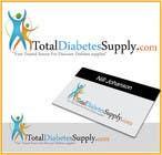 Logo Design for Total Diabetes Supply için Graphic Design44 No.lu Yarışma Girdisi