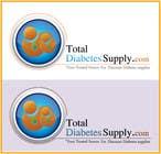 Logo Design for Total Diabetes Supply için Graphic Design100 No.lu Yarışma Girdisi
