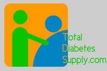 Graphic Design Конкурсная работа №178 для Logo Design for Total Diabetes Supply
