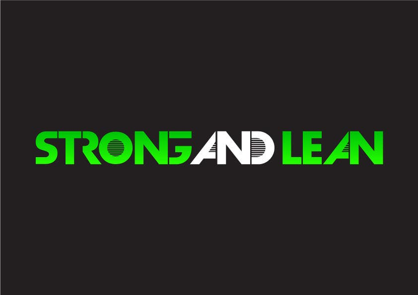 Proposition n°37 du concours Logo Design for Strong and Lean
