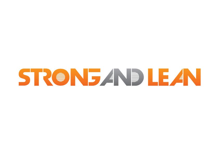 Конкурсная заявка №35 для Logo Design for Strong and Lean
