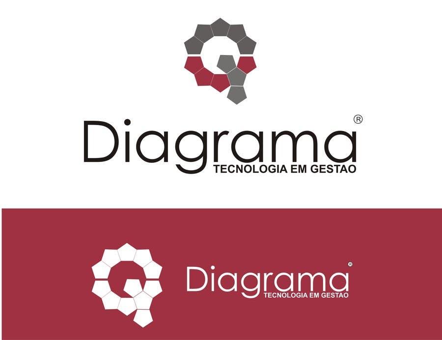 Конкурсная заявка №676 для Logo Design for Diagrama