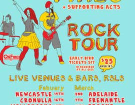#11 for Poster Design for Rock Tour af stt2design