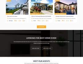 #4 for Simple Property Website by RedstoneIT