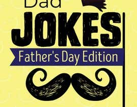 #26 for Dad Jokes Book Cover by hristina1605
