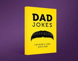 #34 for Dad Jokes Book Cover by Vasyl24