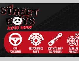 #10 for Design a Website Mockups and Banner for Car Parts Shop af heypresentacion