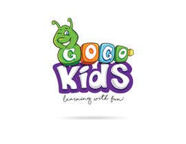 #51 for Design a logo for retail business and website www.gogokids.co.nz by AlekMarquez