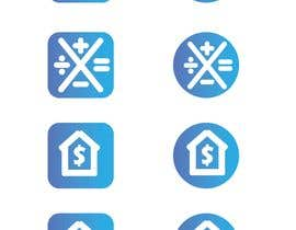 #10 for Icon for Mortgage Calculator App (iOS and Android versions) af Holikprist