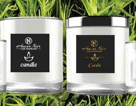 #17 for Label for a candle af Mahbub33