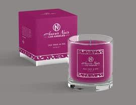 #29 for Label for a candle af DEZIGNWAY