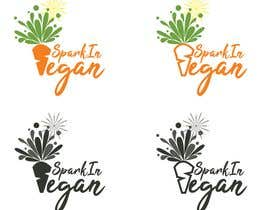 #23 for Design a original, easy to remember and quite funny Logo for vegan/vegetarian website by olafekri