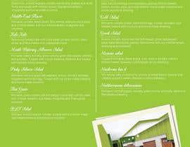 #3 untuk I need some Graphic Design for a menu oleh jaigtz