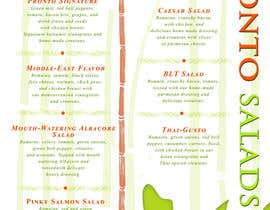 #8 untuk I need some Graphic Design for a menu oleh Tinchy087
