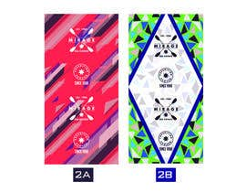 #18 for Design THREE Sports Bandanas (BUFFS) by jamegroz