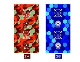 #19 for Design THREE Sports Bandanas (BUFFS) by jamegroz