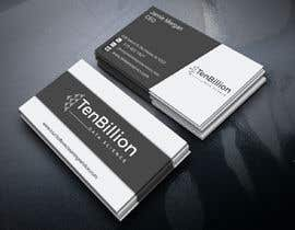 #34 dla Business card and twitter cover design przez ABwadud11