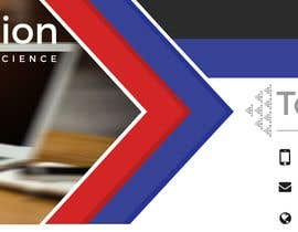 #11 dla Business card and twitter cover design przez sajunajmul