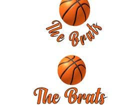 "#26 for I need a logo designed. Kids basketball team under 8years  called ""The Brats""   Something that can go across the shoulders on the back of a tshirt by csejr"