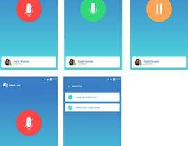 #8 for Userinterface for android application af timicodes