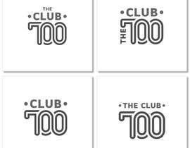 #364 for Create a logo for The Club 700 by ashikkhan521