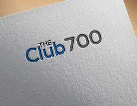 #211 for Create a logo for The Club 700 by Graphicbd35