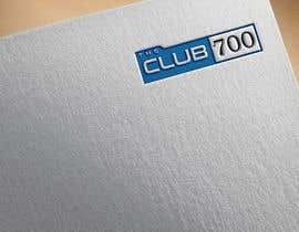 #13 for Create a logo for The Club 700 by baiticheramzi19