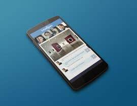 Nro 27 kilpailuun Design an App Mockup for a 2 page App käyttäjältä shiladutta