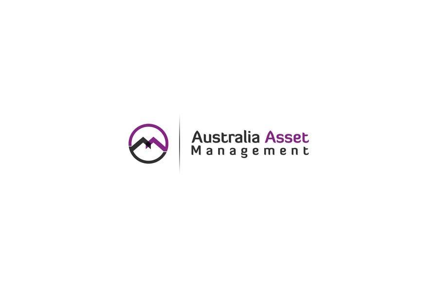 #570 for Logo Design for Australia Asset Management by 5zones