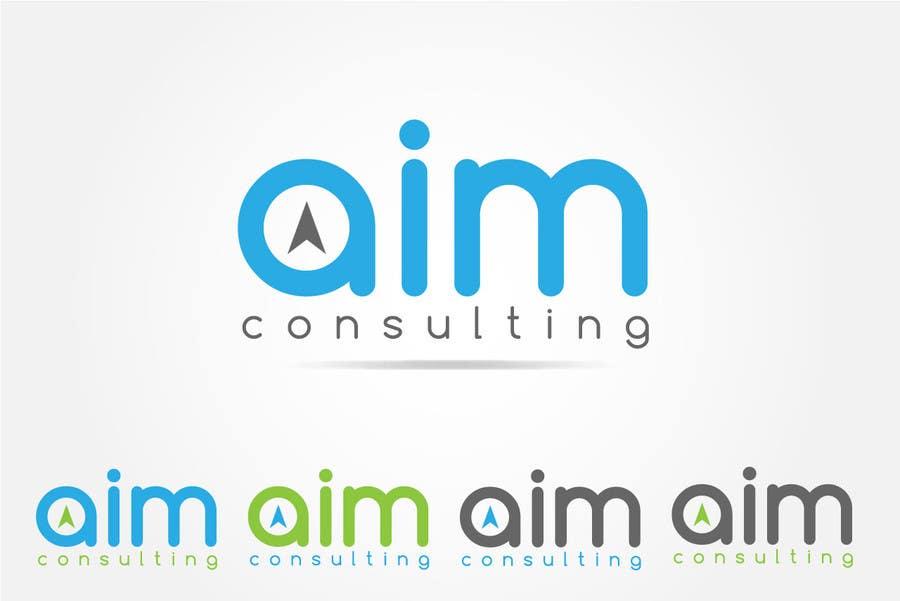 Kilpailutyö #137 kilpailussa Graphic Design for AIM Consulting (Logo Design)