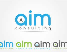 #137 para Graphic Design for AIM Consulting (Logo Design) por akshaydesai