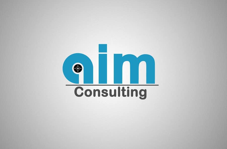 Конкурсная заявка №114 для Graphic Design for AIM Consulting (Logo Design)