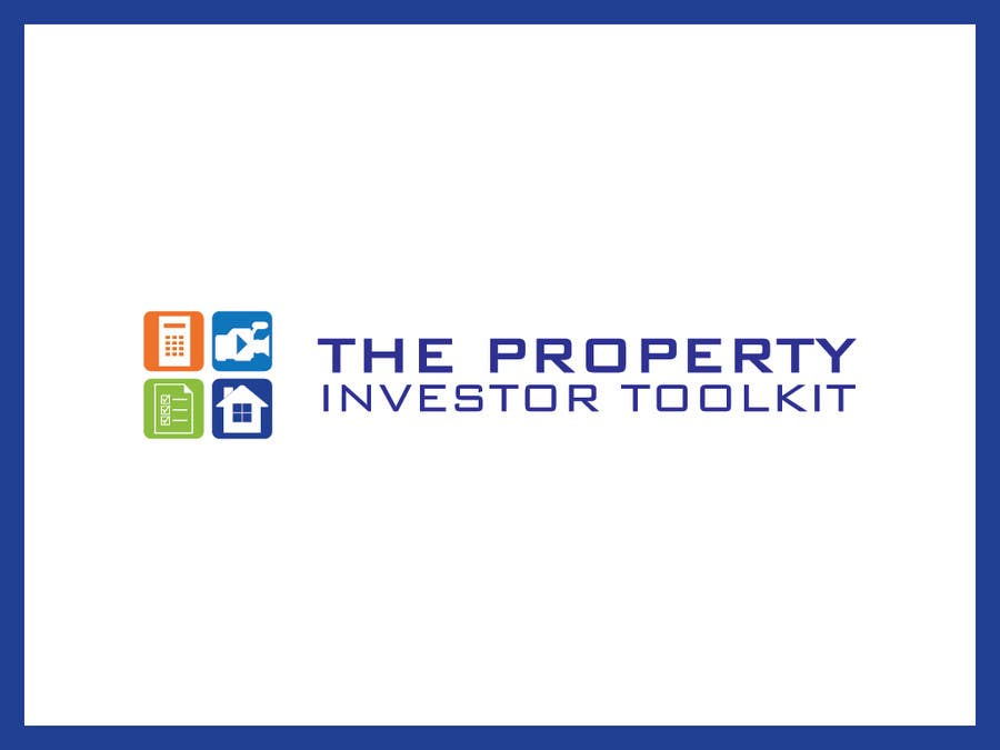Proposition n°                                        39                                      du concours                                         Logo Design for The Property Investor Toolkit