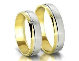 #84 for Retouching / Illustrate Wedding Rings  (LONG TERM WORKSHIP up to 13$ per Image) -- 2 by kiekoomonster