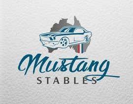 Nro 27 kilpailuun Develop a Corporate Identity for Mustang Stables käyttäjältä gorankasuba