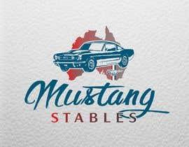 Nro 37 kilpailuun Develop a Corporate Identity for Mustang Stables käyttäjältä gorankasuba