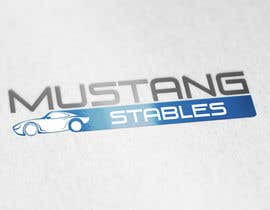 Nro 14 kilpailuun Develop a Corporate Identity for Mustang Stables käyttäjältä punkdsoul