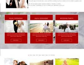 #5 untuk Wedding design - one page template oleh lassoarts