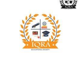 Newjoyet tarafından The society name IQRA Educational Society should appear in the logo. The logo should symbolically represent the services of the society için no 3