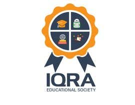 Newjoyet tarafından The society name IQRA Educational Society should appear in the logo. The logo should symbolically represent the services of the society için no 4